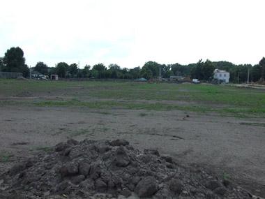 Газон для футбольного поля