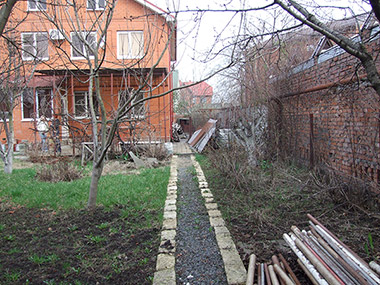 Благоустройство территории в Ростове-на-Дону