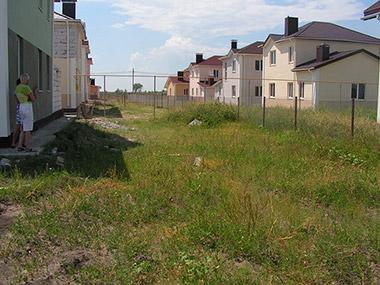 Озеленение в поселке Беловодье