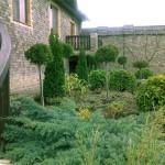 Озеленение частной территории