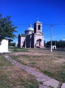 Храм в селе Григорьевка